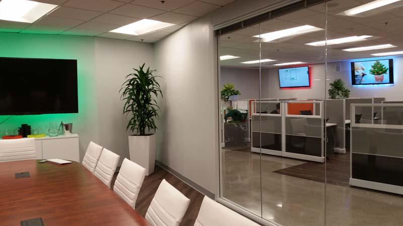 Call Center Santa Ana Ca Plantopia Interior Plant