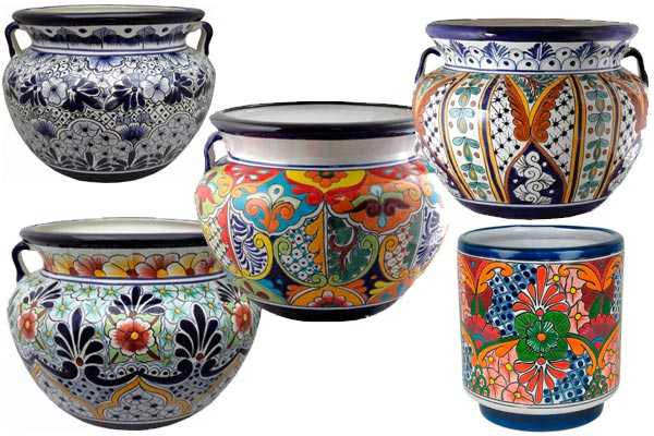 mexican-pottery