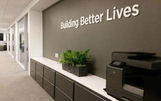 Interior Plants - Building Better Lives