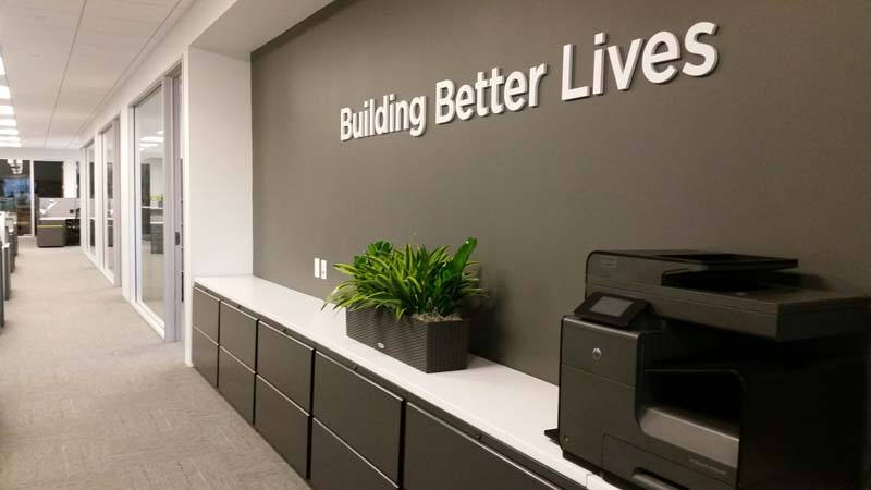 Interior Plants - Building Better Lives